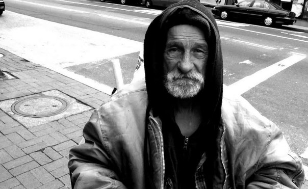 "Al Szekely, a wheelchair-bound, homeless Vietnam veteran was taken from a shelter in Washington D.C. and thrown in Jail for a warrant.  His crime? Being ""caught"" sleeping on a sidewalk in a Washington suburb."