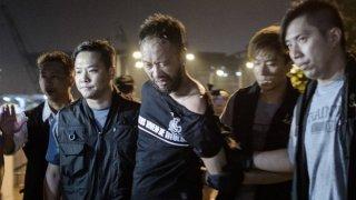 Hong Kong Beatings