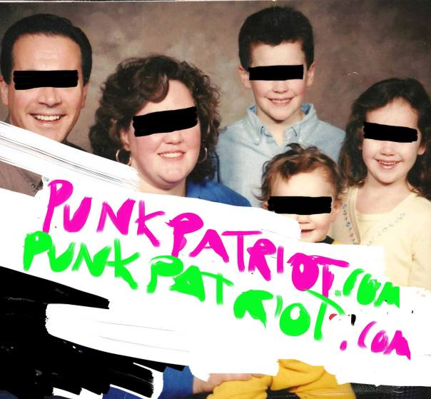 Check out Punk Patriot's website by clicking the photo.