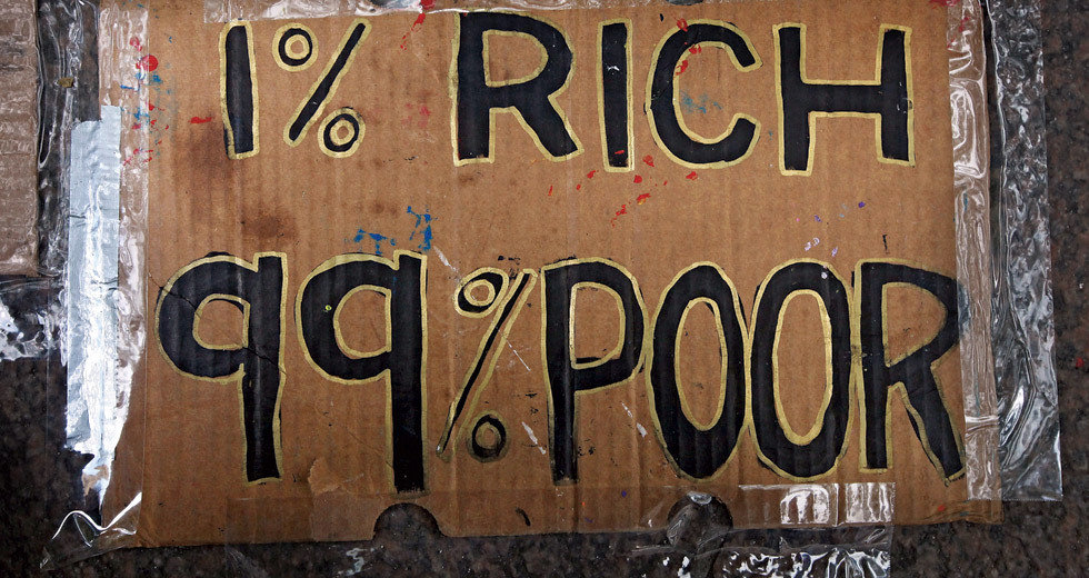disparity between the rich and poor essay Economic inequality varies between  the widening disparity between the us's  that exist between rich and poor in the world have.